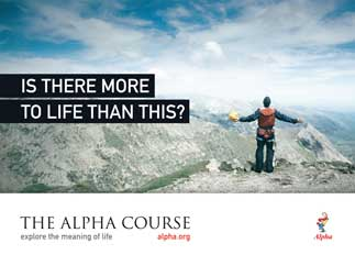 Alpha Course graphic